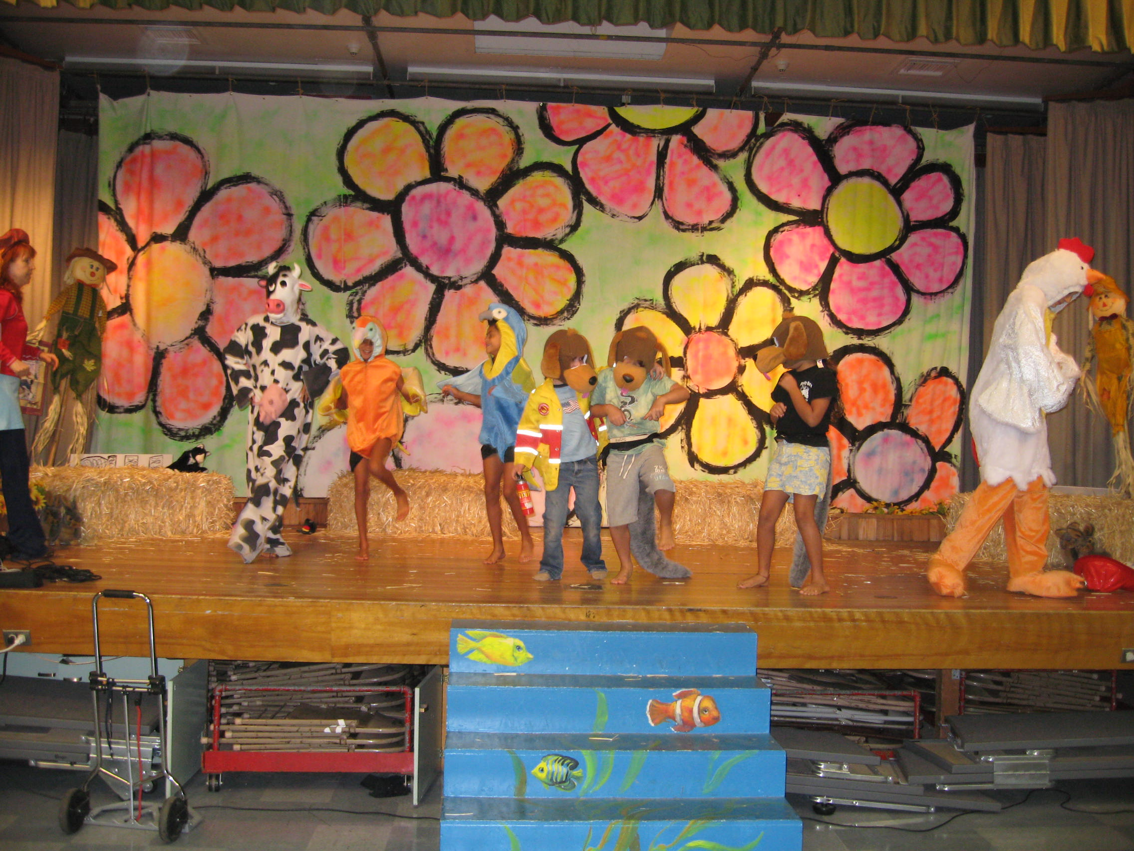 The Outreach Readiness Musical at Topanga Elementary